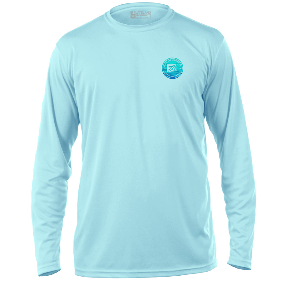 Flatsland Clothing Company LLC - Smooth Waters Performance Shirt - Performance Shirt