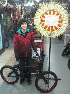 Wheel of Jibs Winner!