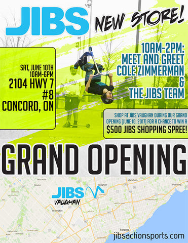Jibs Action Sports Blog News