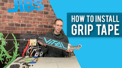 How To Install Scooter Grip Tape