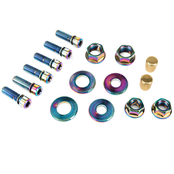 Salt Nut & Bolt Set