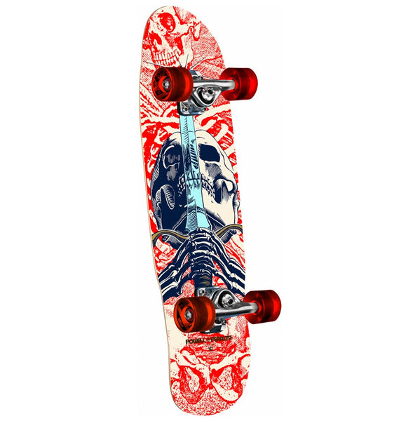 Powell Peralta Mini Skull & Sword Complete 8.0