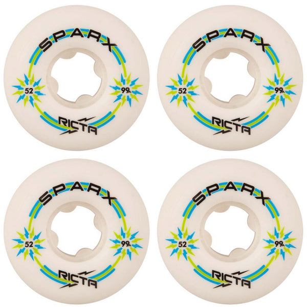 Ricta Sparx 52mm 99a Wheels