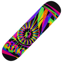 Alien Workshop Dayglo Deck 8.0""