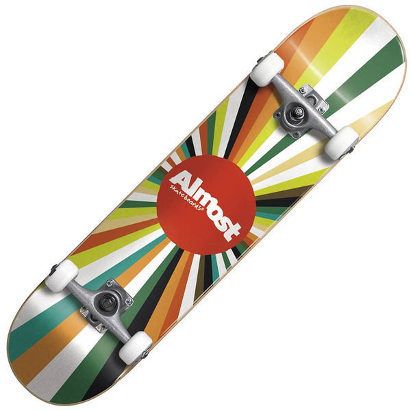 "Almost Colour Wheel Complete 7.875"" - Jibs Action Sports"