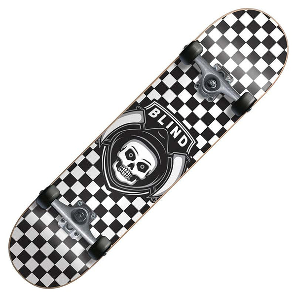 "Blind Reaper Checker Youth Complete 6.75"" - Jibs Action Sports"