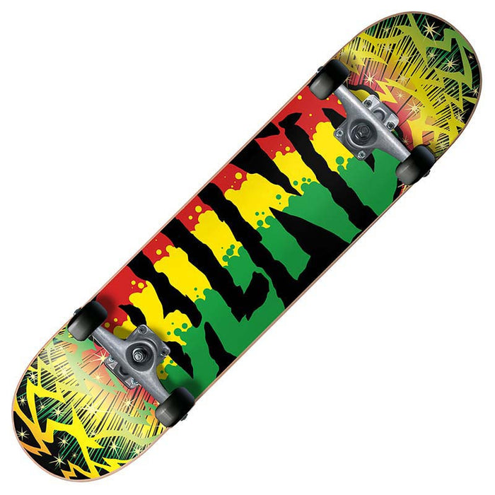 "Blind Groovy Rasta Complete 7.625"" - Jibs Action Sports"