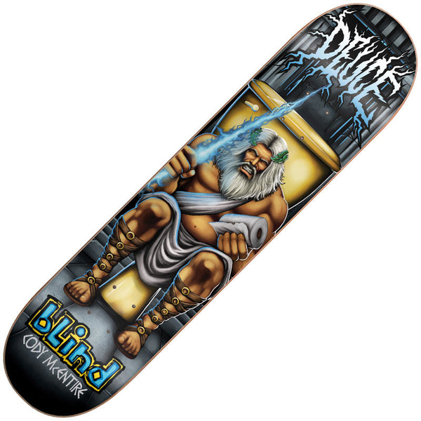 "Blind McEntire Myth Series R7 Deck 8.0"" - Jibs Action Sports"