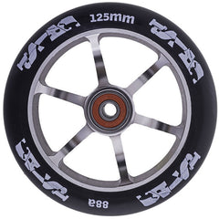 Crisp Alloy Core Drilled 125mm Wheel - Jibs Action Sports