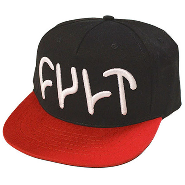 Cult Dehart Snapback Hat - Jibs Action Sports