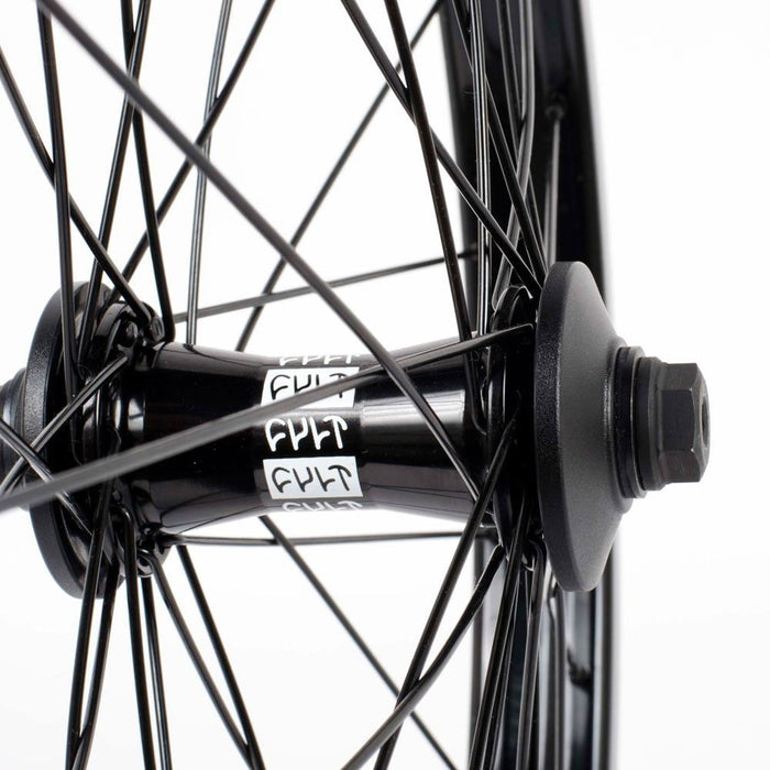 Cult Crew Front Wheel With Guards