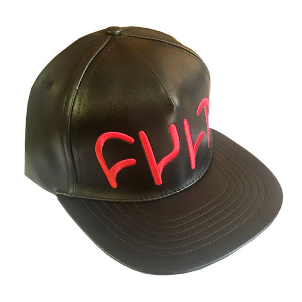 Cult Leather Logo Cap - Jibs Action Sports