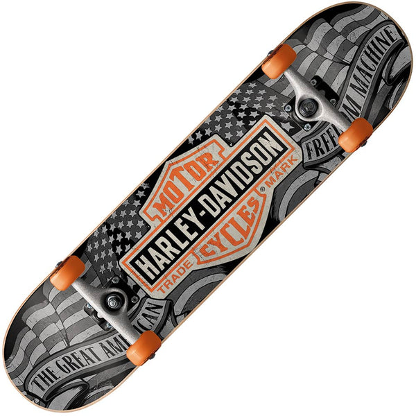 "Darkstar Harley Davidson® Freedom Complete 7.25"" - Jibs Action Sports"