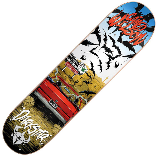 "Darkstar Loathing R7 Deck 8.0"" - Jibs Action Sports"
