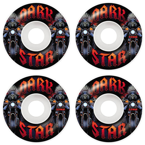 Darkstar Roadie 53mm Wheels - Jibs Action Sports