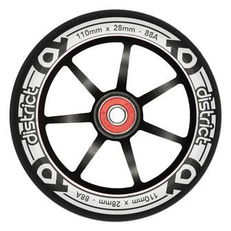 District S-Series 110x28mm Wheel