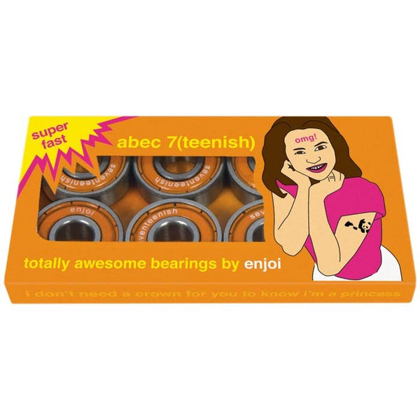 Enjoi ABEC 7 (Teenish) Bearings