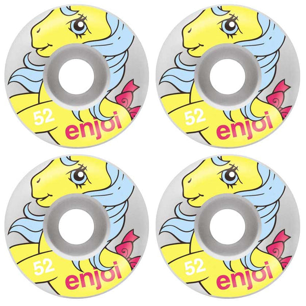 Enjoi My Little Pony Wheels 52mm