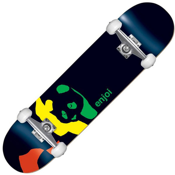 Enjoi Rasta Panda Youth FP Complete 7.0
