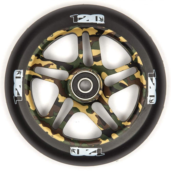Envy OTR 120mm Camo Wheel