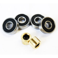 Ethic DTC Bearings and Spacers