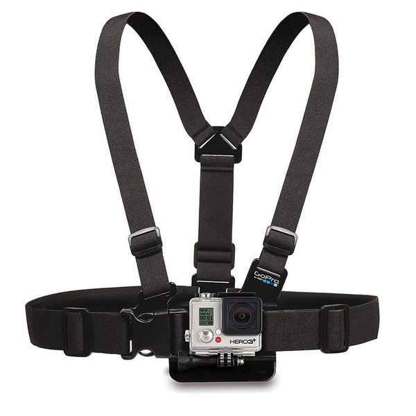GoPro Chest Mount - Jibs Action Sports