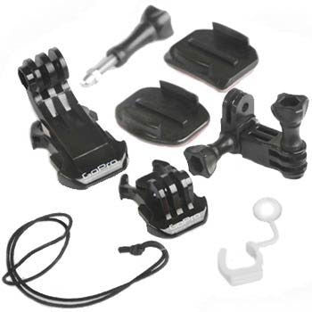 GoPro Mounts Grab Bag - Jibs Action Sports