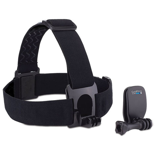 GoPro Head Strap With QuickClip - Jibs Action Sports