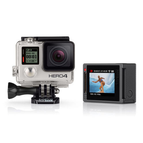 GoPro Hero4 Silver Edition - Jibs Action Sports