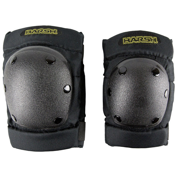 Harsh Youth Hard Shell Knee & Elbow Pad Set - Jibs Action Sports