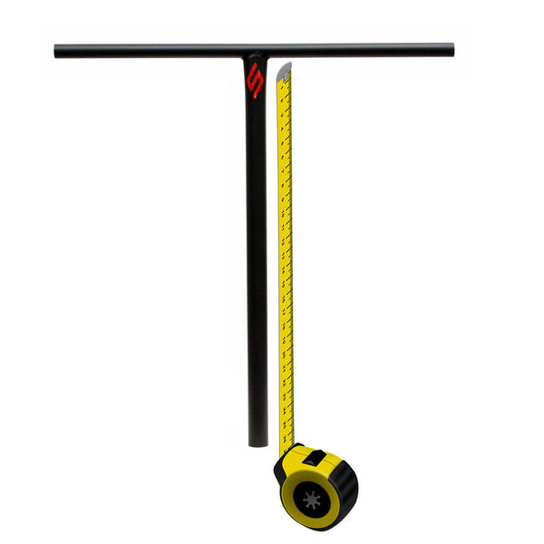 Scooter Bar Cut (Height/Slit)