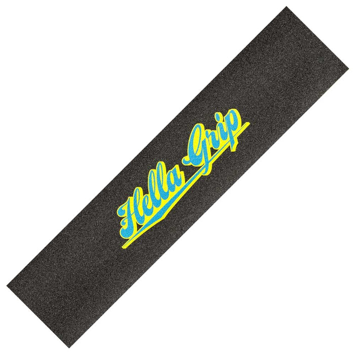 Hella Grip Classic Blue/Yellow Grip Tape