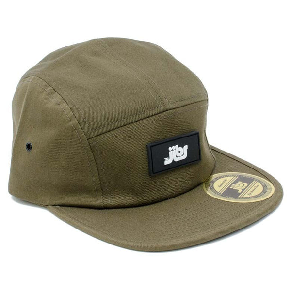 Jibs Patch 5 Panel Hat