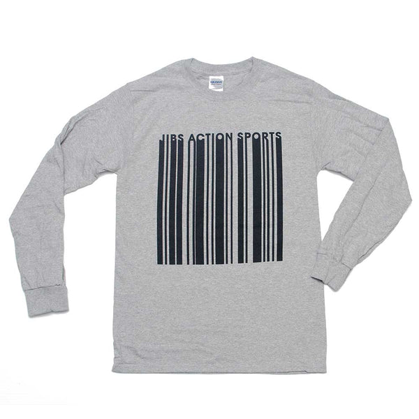 Jibs Bar Code Long Sleeve