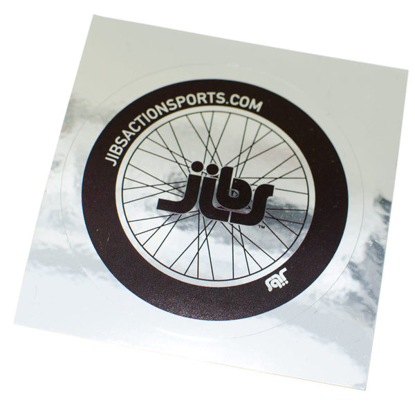 Jibs BMX Sticker - Jibs Action Sports