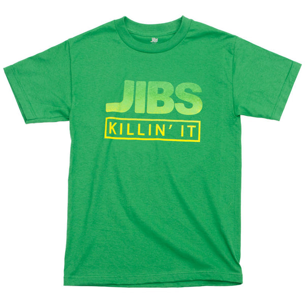 Jibs Killing It Youth T-Shirt - Jibs Action Sports