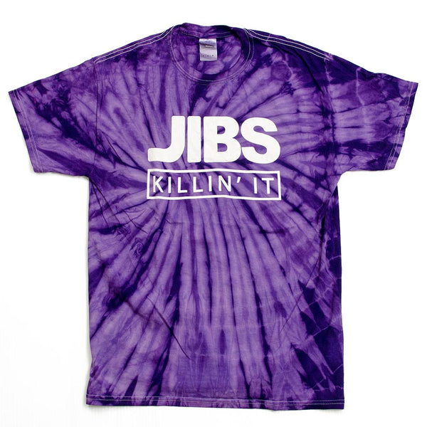 Jibs Killing It Tie Dye Youth T-Shirt - Jibs Action Sports