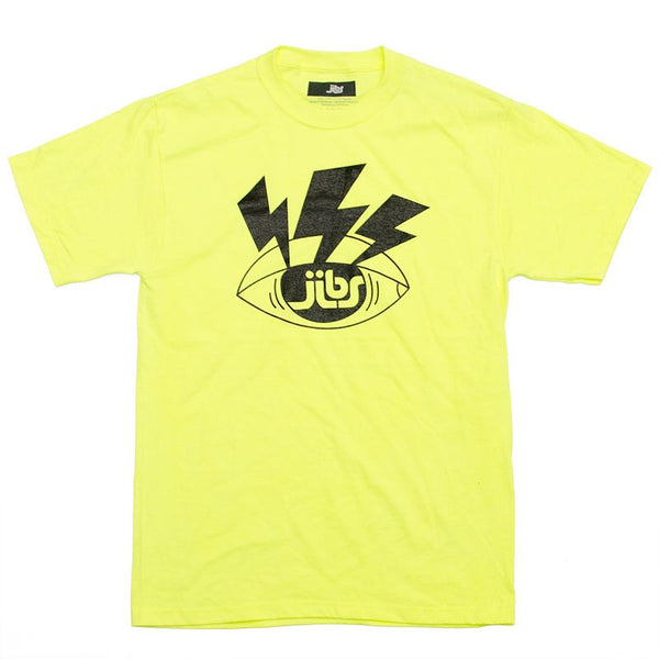 Jibs Lightning T-Shirt - Jibs Action Sports