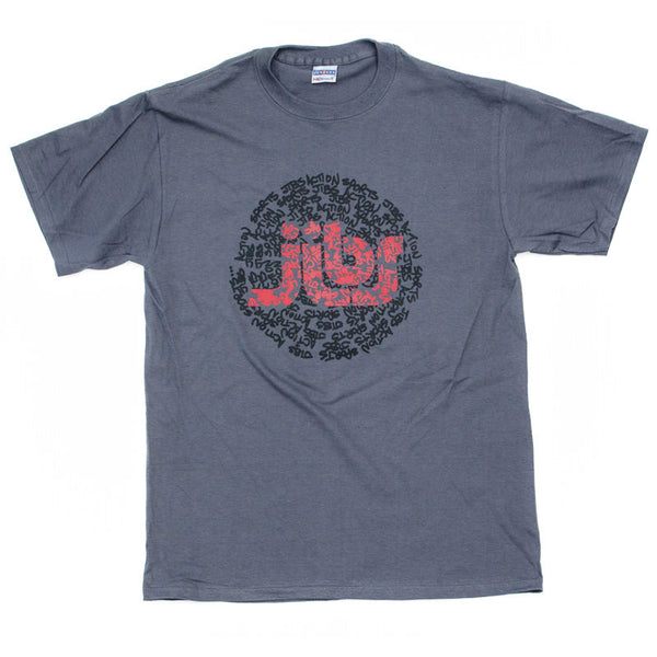 Jibs Scribble T-Shirt - Jibs Action Sports