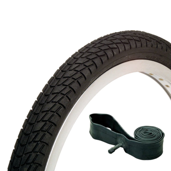 "Kenda Kontact 20"" Tire & Tube Combo - Jibs Action Sports"
