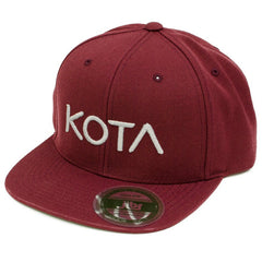 Kota Large Logo Snapback - Jibs Action Sports