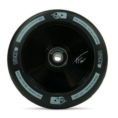 Lucky TFox Signature Black 110mm Wheel