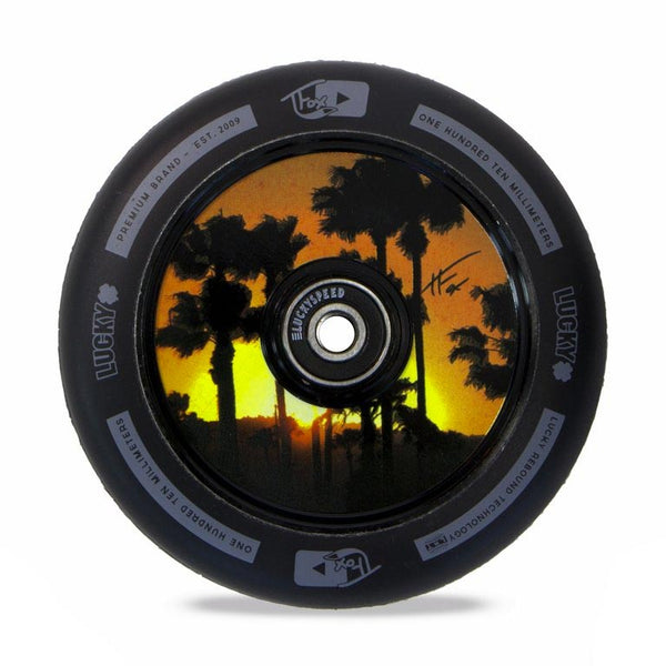 Lucky TFox Sunset Signature 100mm Wheel