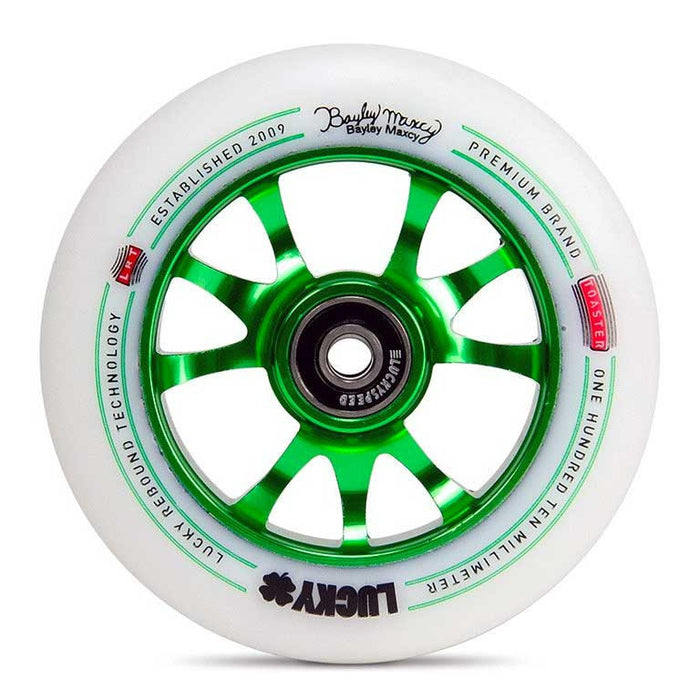2016 Lucky Toaster 110mm Wheel - Jibs Action Sports
