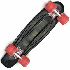 Madd Gear Retro Black and Red Complete Skateboard