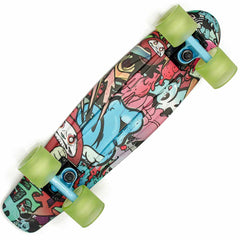 Madd Gear Retro Graffiti Complete Skateboard