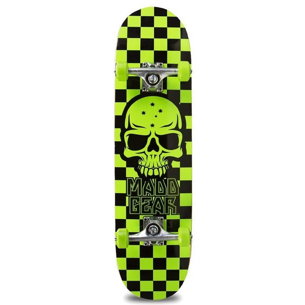 Madd Gear Check Skateboard - Jibs Action Sports