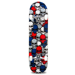Madd Gear Skulls Skateboard - Jibs Action Sports
