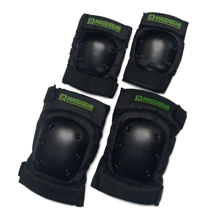 Madd Gear Youth Knee/Elbow Pad Set