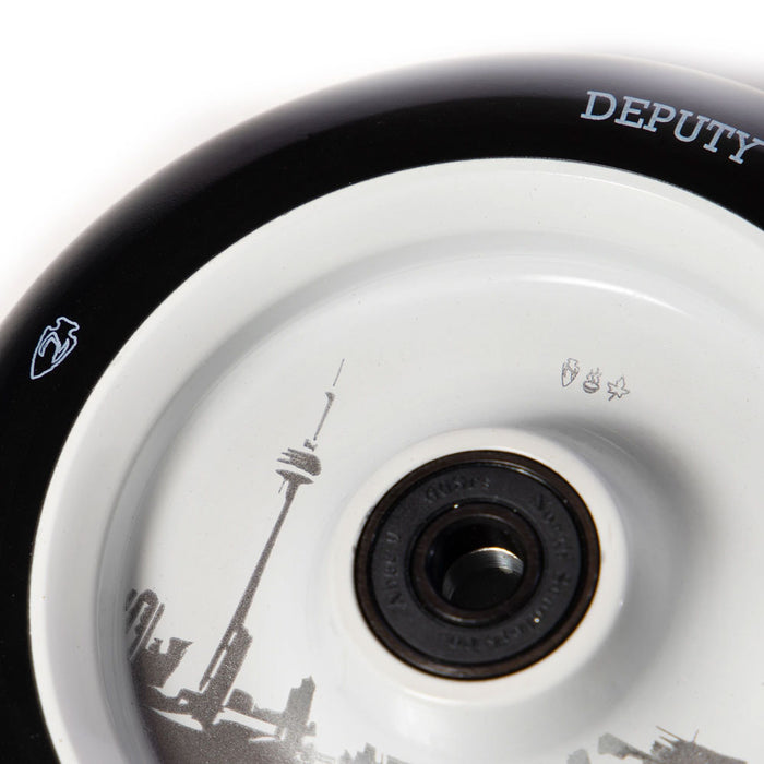 North Ethan Kirk Signature Wheels 115 x 30mm